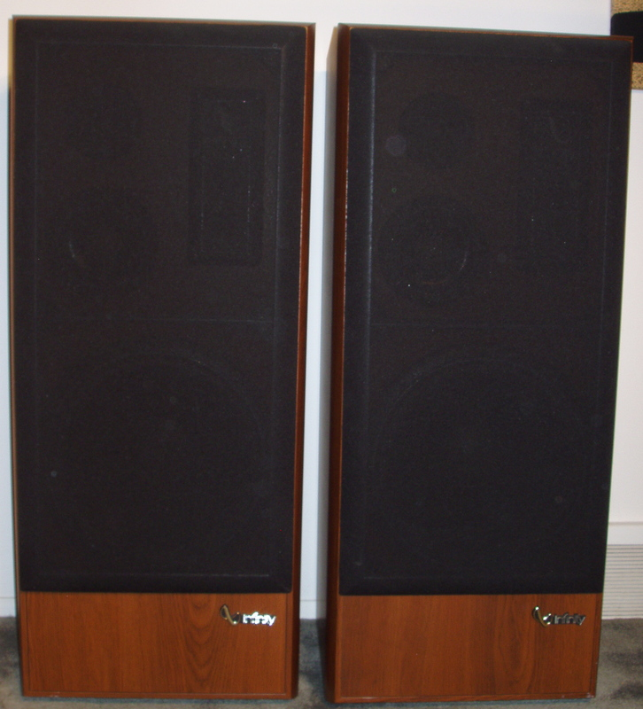 Tubehacker Com Infinity Sm 122 Speakers