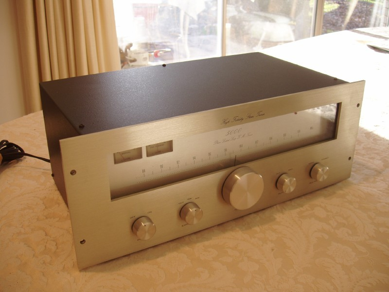 Phase linear power amp